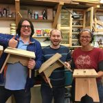 Furniture Making Courses: Step Up Stool