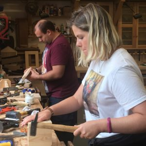 Current Woodwork Courses
